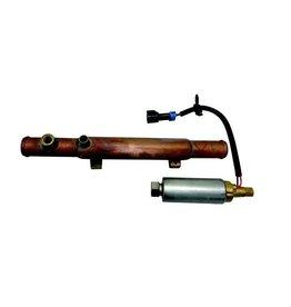 RecMar Mercruiser Elektrische Kraftstoffpumpe Und Kühler MPI, EFI & TBI (861156A04, 8M0125845)
