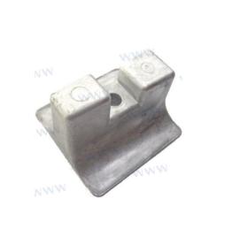 Tecnoseal Yamaha Anode Aluminium (TEN01155AL)