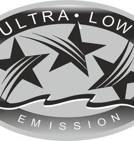 Ultra Low Emission Aufkleber