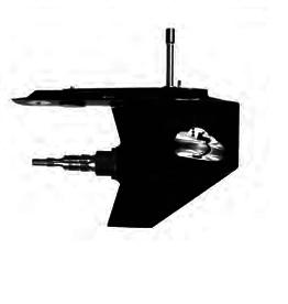 Mercruiser MerCruiser BRAVO THREE GEAR HOUSING - COMPLETE