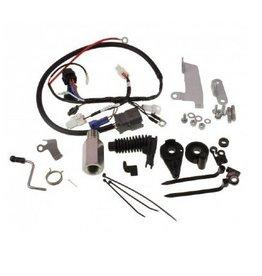 Suzuki Suzuki / Johnson 9.9 / 15 HP 4-Stroke add-on kit Remote Control Parts Kit (67130-94J11 / 67130-94J12 / 5036662)
