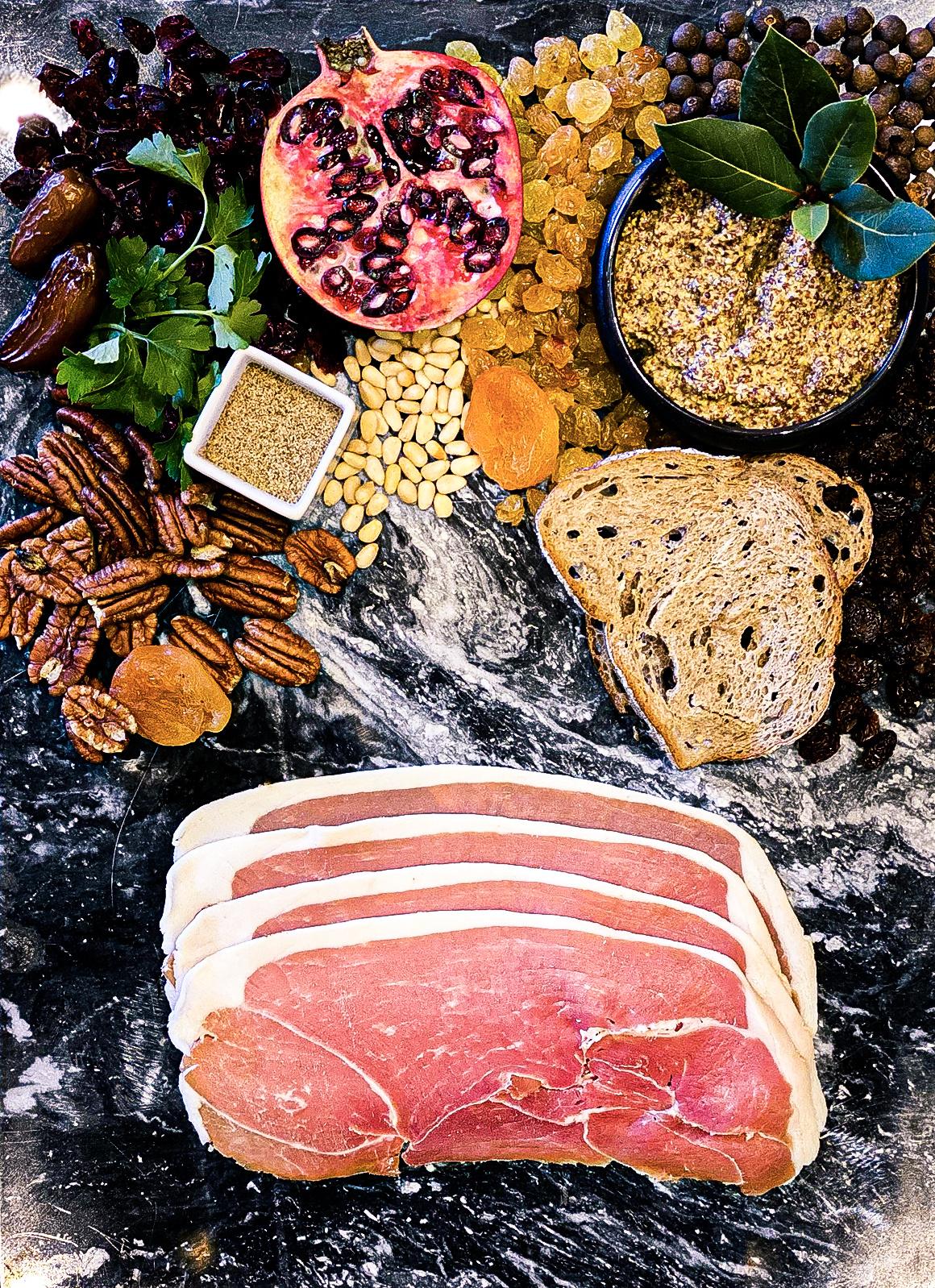 Italiaanse ham-1