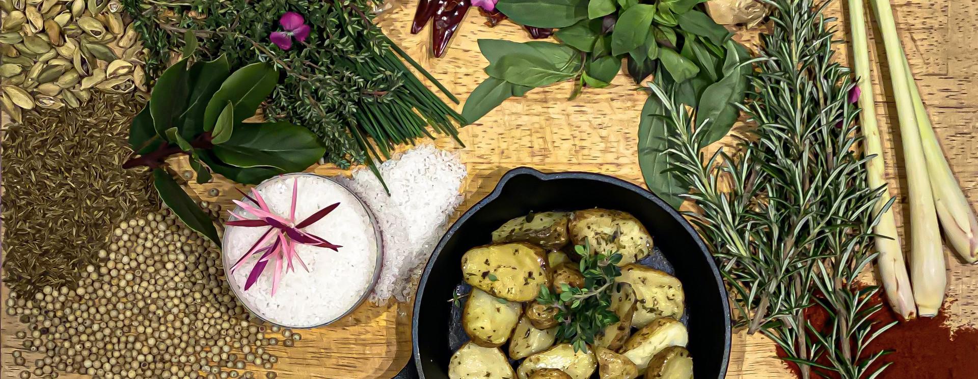Aardappelproducten