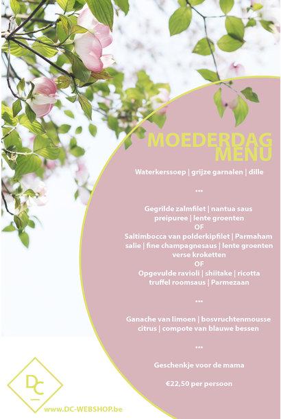 MOEDERDAGMENU 1