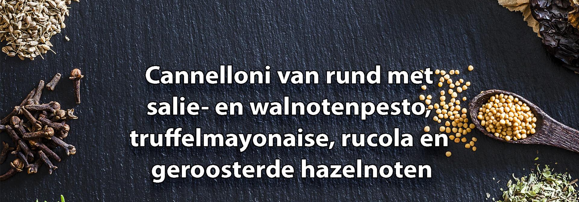 Cannelloni van rund
