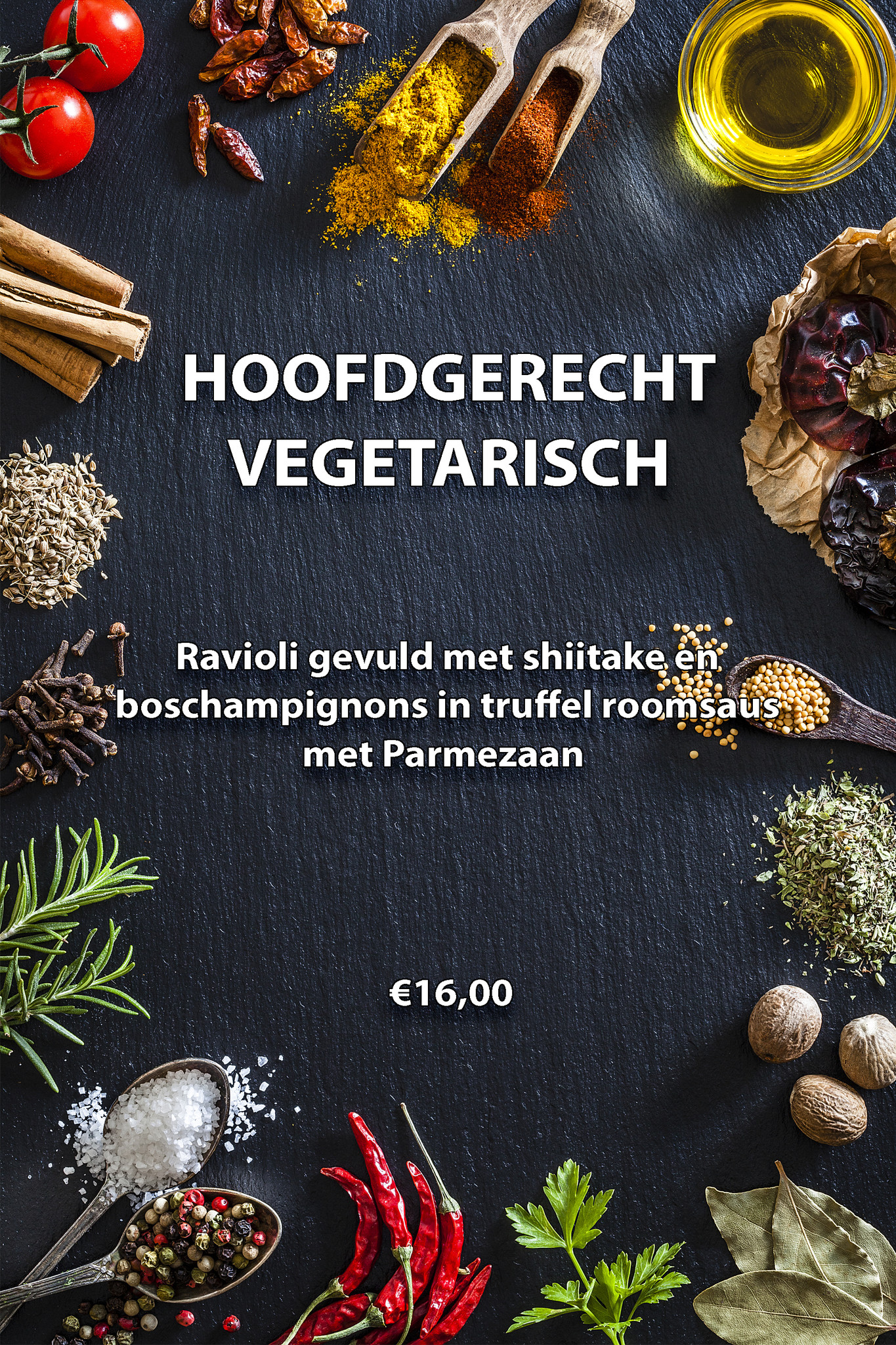 Ravioli in truffel roomsaus met shiitake en boschampignons-1