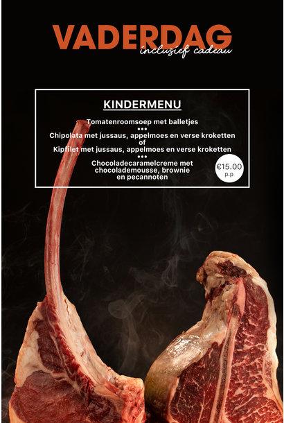 KINDERMENU