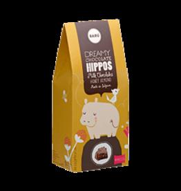 Baru Baru Dreamy Hippos Milk Chocolate honey almond