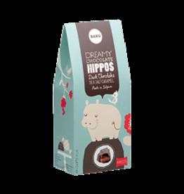 Baru Baru  Dreamy Hippos Dark Chocolate Sea Salt Caramel
