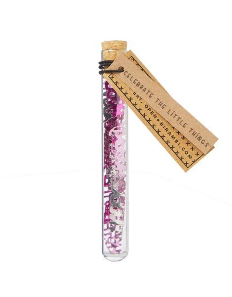 Birambi birambi bday confetti