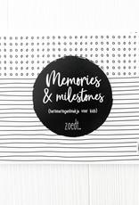 zoedt Zoedt Memories & milestones