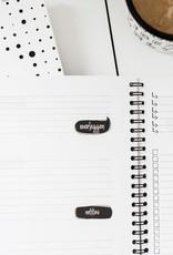 zoedt zoedt planner met dots