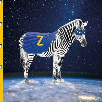 Enfant Terrible Enfant terrible briefpapier zebra