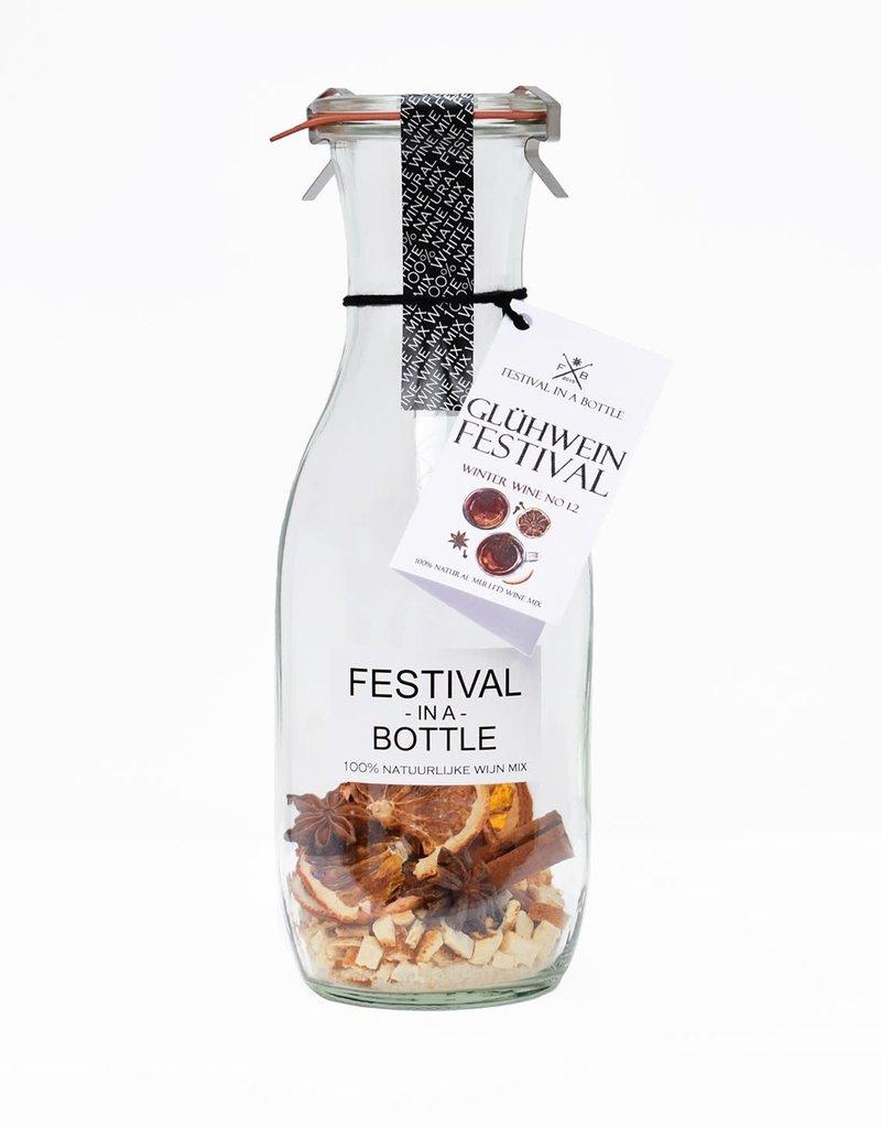 Festival in a bottle festival in a bottle glühwein
