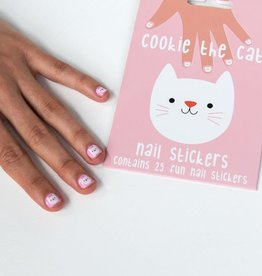 rex london rex london nagelstickers cookie the cat