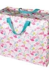 rex london Rex london XL zak dieren flamingo