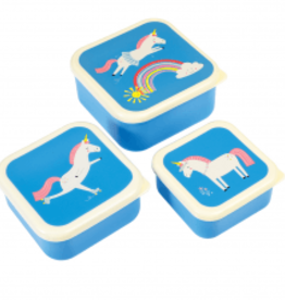 rex london Rex london snackpotjes per 3 unicorn