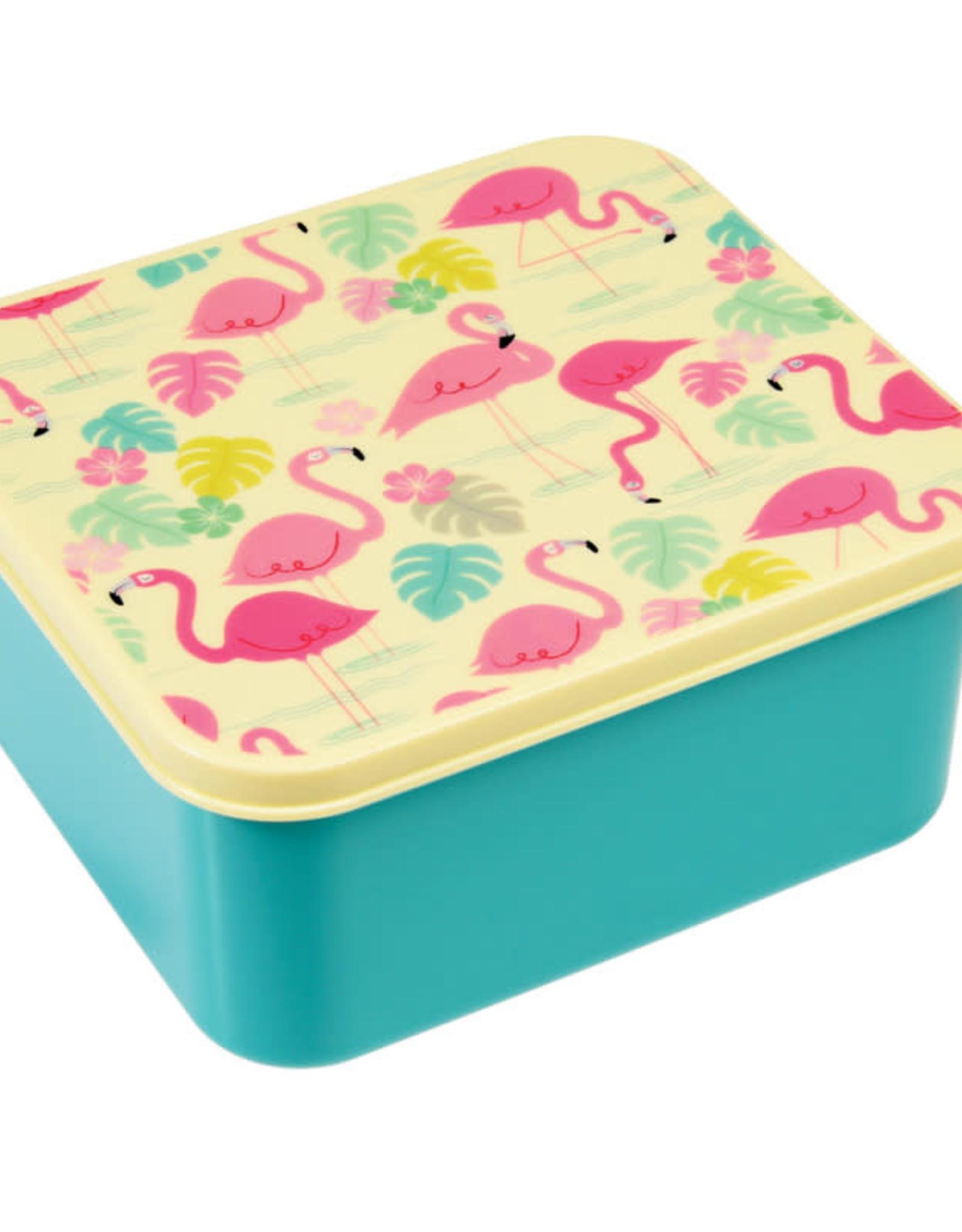 rex london Rex london lunchbox flamingo