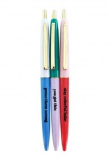 studio stationery Studio stationery stay colorful ballpen set