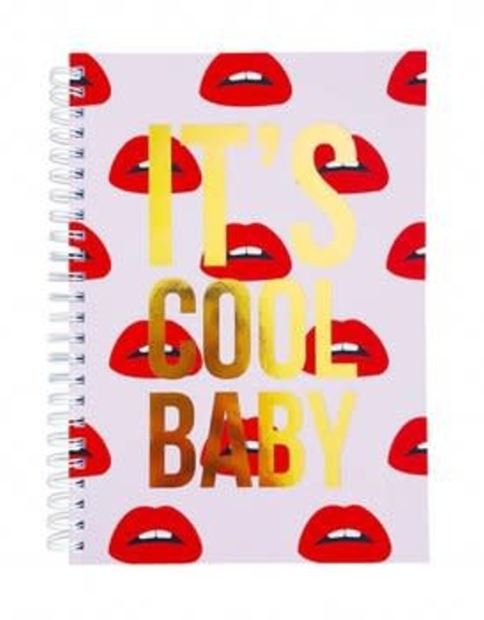 studio stationery Studio stationery notebook it's cool baby