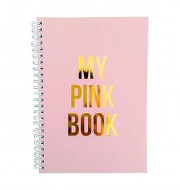 studio stationery Studio stationery notebook my pink book