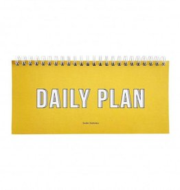 studio stationery notebook daily plan