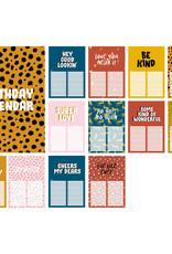studio stationery Studio stationery Birthday calendar Cheetah