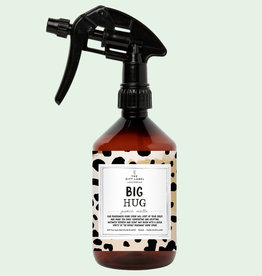 the gift label The gift label roomspray Big hug  (fresh cotton)