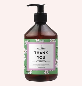 the gift label the gift label handzeep Thank you