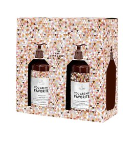 the gift label the gift label Gift box You are my favorite dames