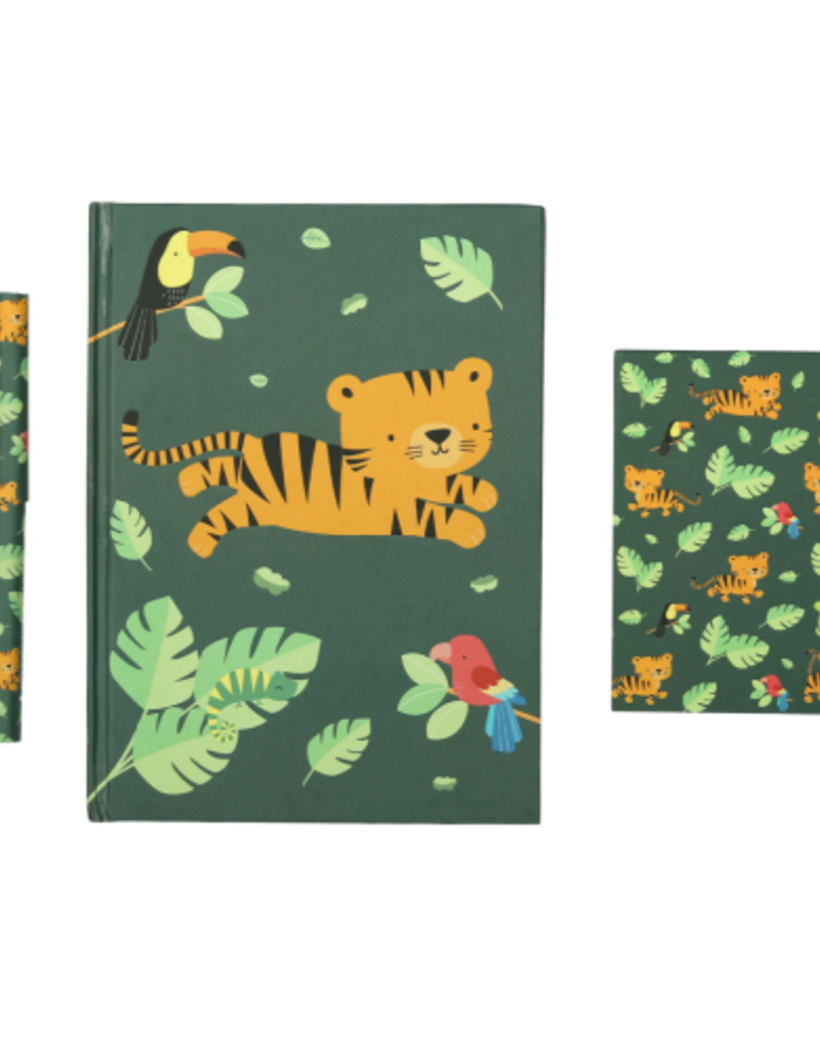 A little lovely company ALLC Stationery set Jungle tiger