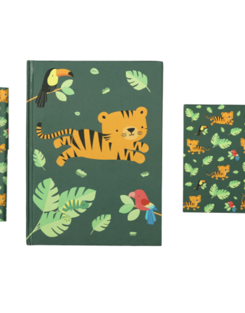 A little lovely company ALLC Stationery set Jungle tiger