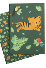 A little lovely company ALLC A5 notebooks jungle tiger