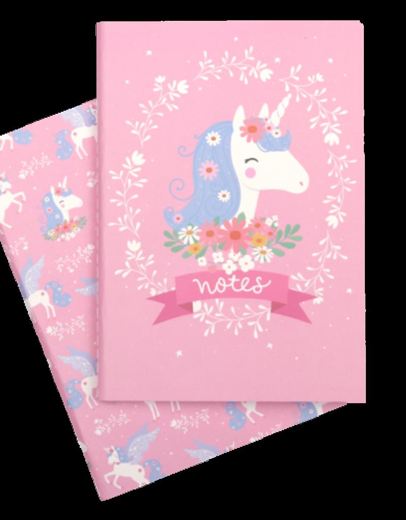 A little lovely company ALLC A5 notebooks unicorn