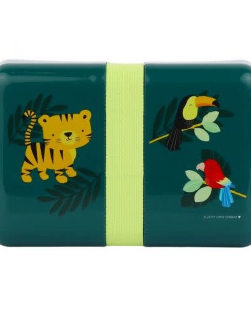 A little lovely company ALLC Lunchbox tijger