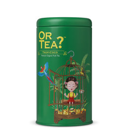 Or tea? or tea? tropicoco