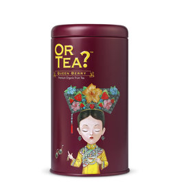 Or tea? or tea? queen berry