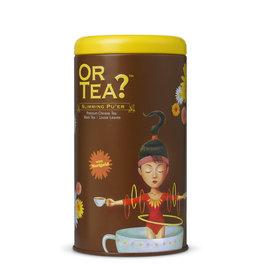 Or tea? or tea? slimming pu'er