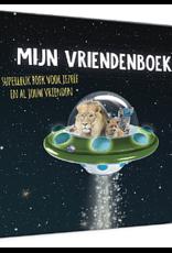 Enfant Terrible Enfant terrible vriendenboek space ufo