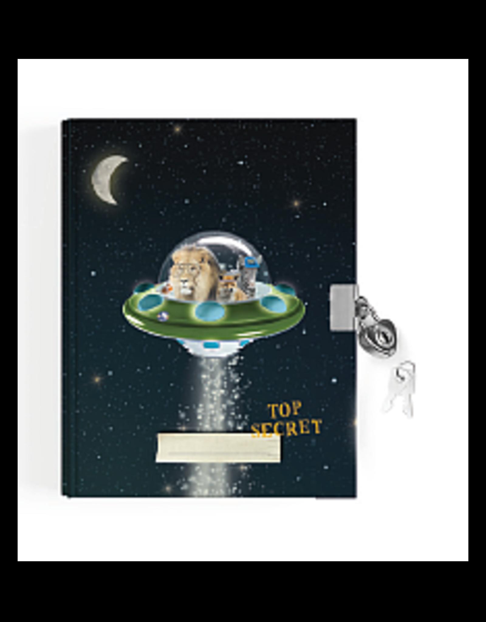 Enfant Terrible Enfant Terrible dagboek space ufo