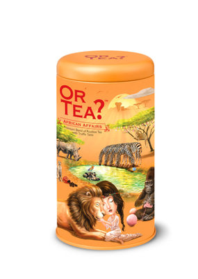 Or tea? or tea? african affairs
