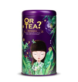 Or tea? or tea? detoxania