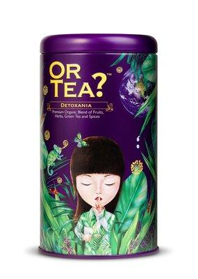 Or tea? or tea? detoxania