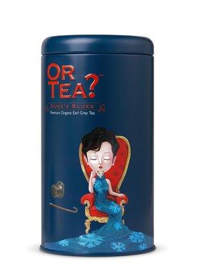 Or tea? or tea? duke's blues