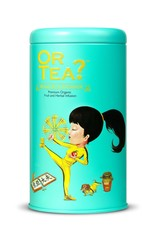 Or tea? or tea? kung flu flighter