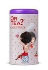 Or tea? or tea? la vie on rose