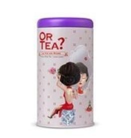 Or tea? or tea? la vie en rose