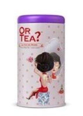 Or tea? or tea? la vie en rose