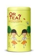 Or tea? or tea? The playful pear