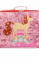 A little lovely company ALLC Koffer glitter paard